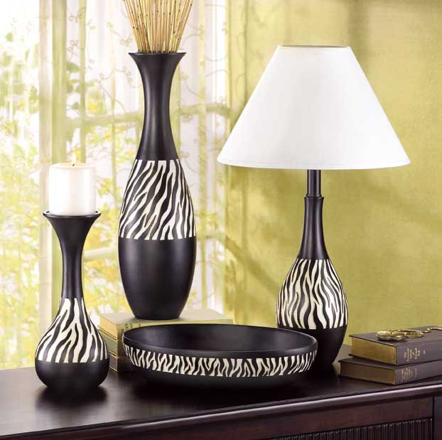 African Safari Home Decor: Click To Enlarge Image(s)