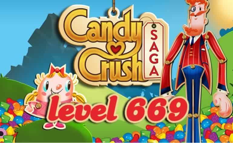 Candy Crush Saga Level 669 Candy Crush Saga Candy Crush Cheats Candy Crush Soda Saga
