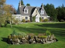 Guisachan Lodge Tomich Inverness Shire The Highlands Scotland