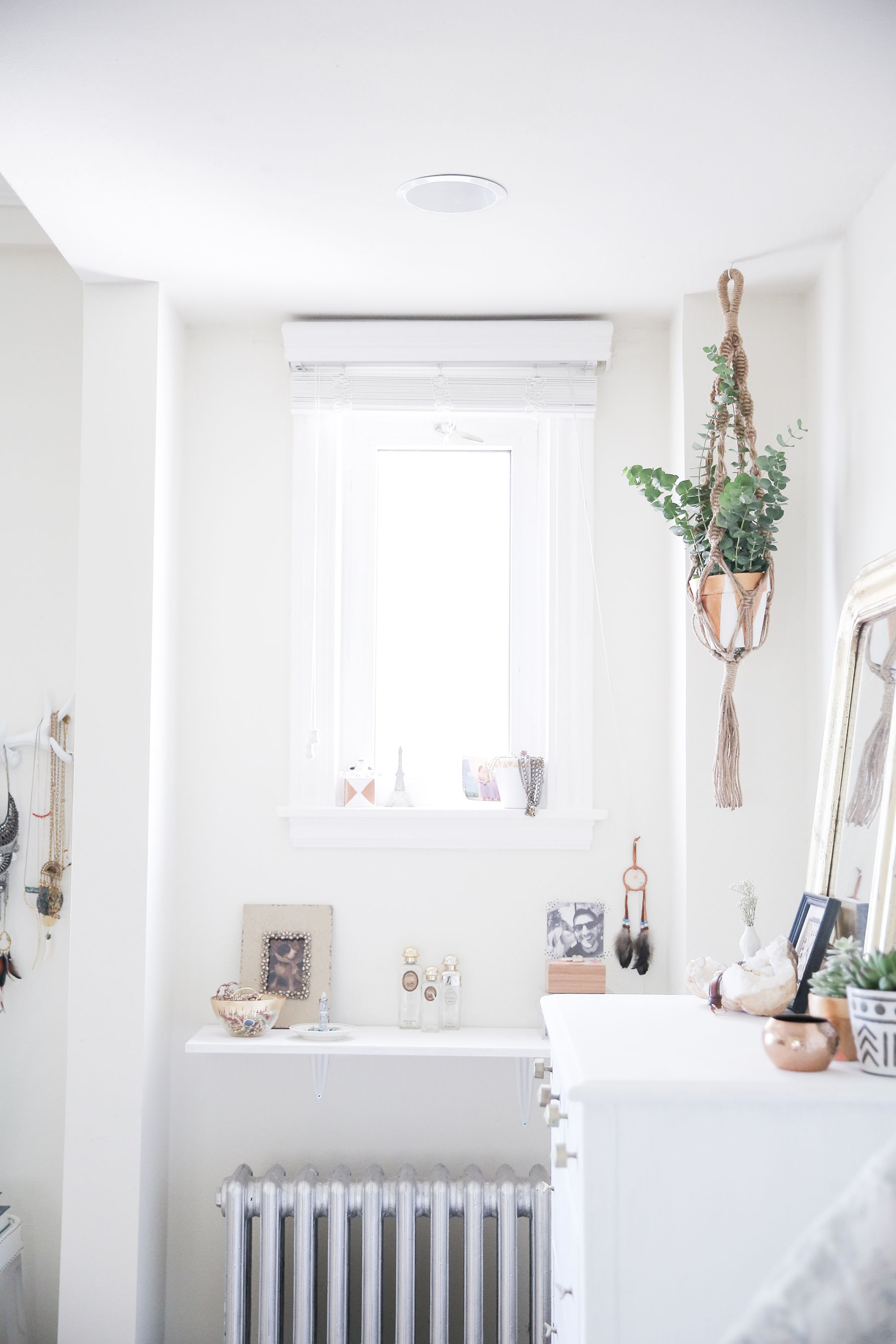 bedroom before and after, bedroom makeover, boho bedroom, bohemian ...