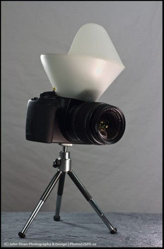 how to make photography lighting difusser