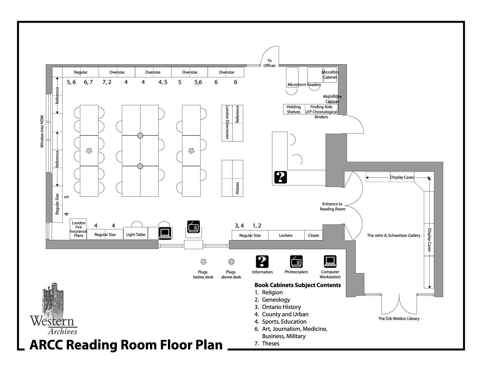 Floorplan For Reading Room Reading Room Book Cabinet Floor Plans