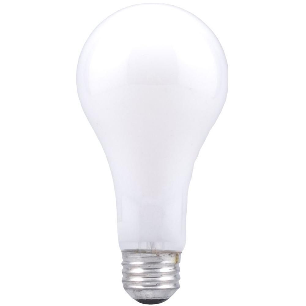 Sylvania 200 Watt A21 Incandescent Light Bulb 10599 Incandescent Light Bulb Incandescent Lighting Light Bulb