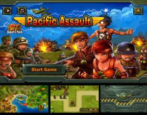 Pacific Assault Game Free Download APK Android
