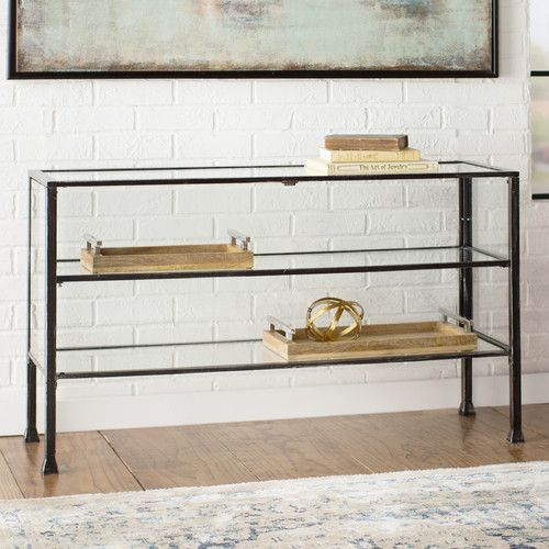 Found it at Joss Main Brockton Console Table From Paper