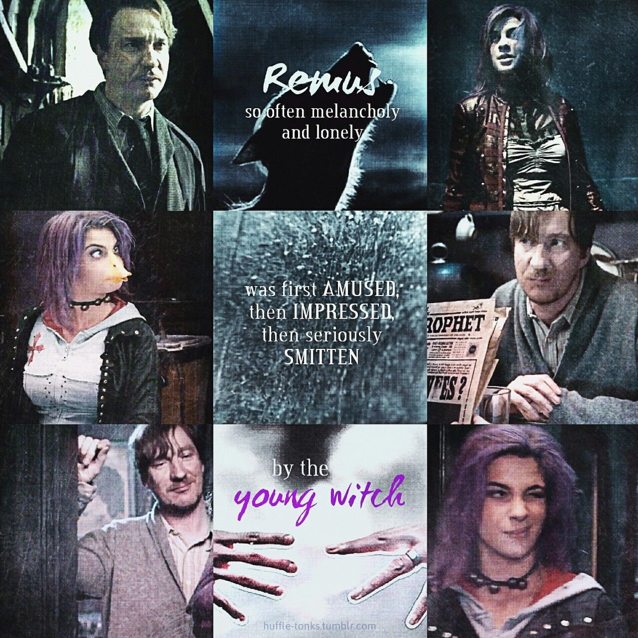 """He had never fallen in love before. 