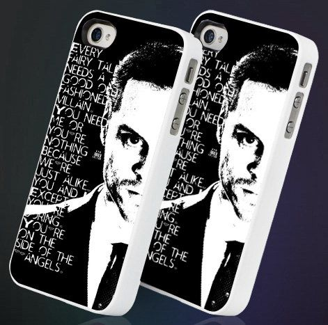 Jim Moriarty Famous Quote  iPhone 4 iPhone by YourOwned2014, $15.25