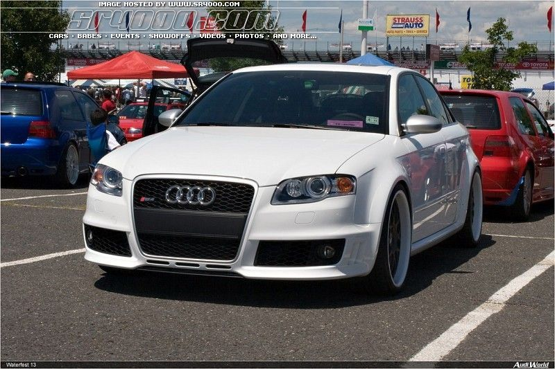 A4 B7 Audi A4 B7 Tuning Car Wallpapers