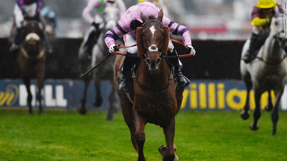 Silviniaco Conti emulates former stablemate Kauto Star