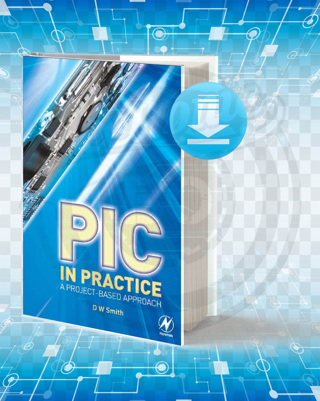 Download Pic In Practice Pdf Electronic Books Electronics Projects Diy