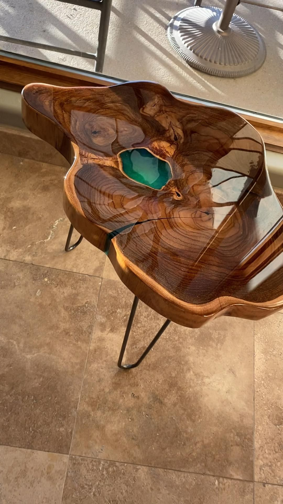 River Table by Marsden Designs