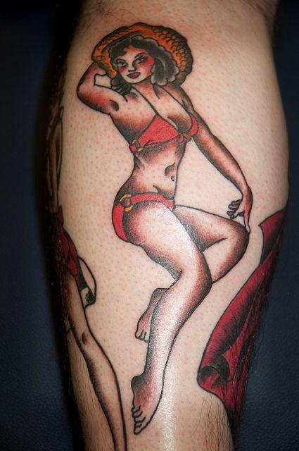 Tatuajes perdida de peso para mujeres