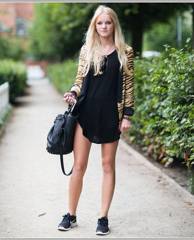 Pin By Leticia Enriquez On Estilo Dia A Dia Fashion Casual Outfits Nike Free Run 3