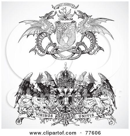 heraldic phoenix - Google Search