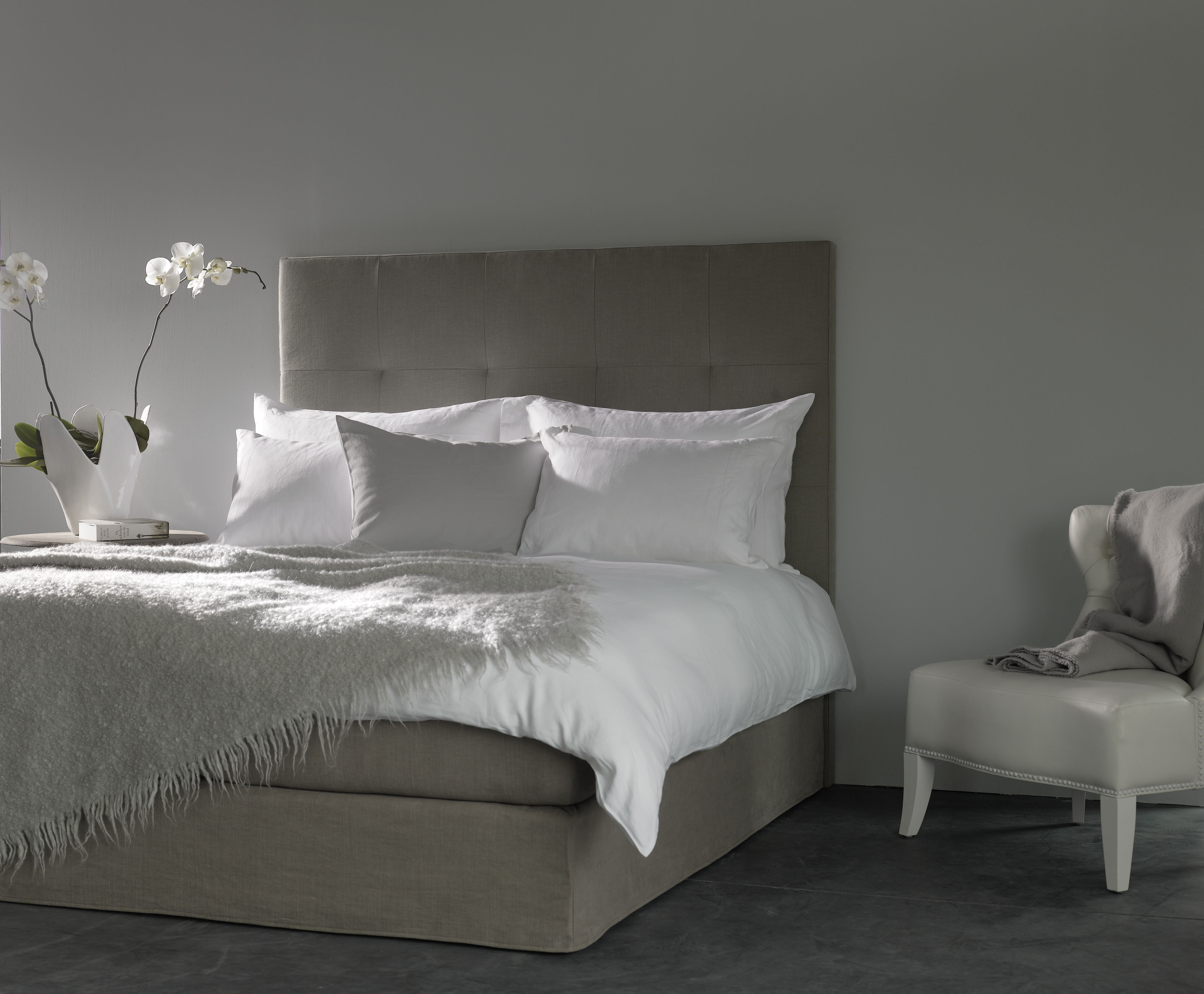 bed sedona, design castello lagravinese | bedrooms | busnelli, Schlafzimmer entwurf