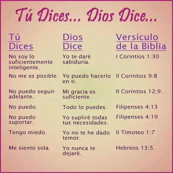 Pin De Klau Paredes En Frases Esperanza En Dios Mensaje De Dios Palabra De Dios