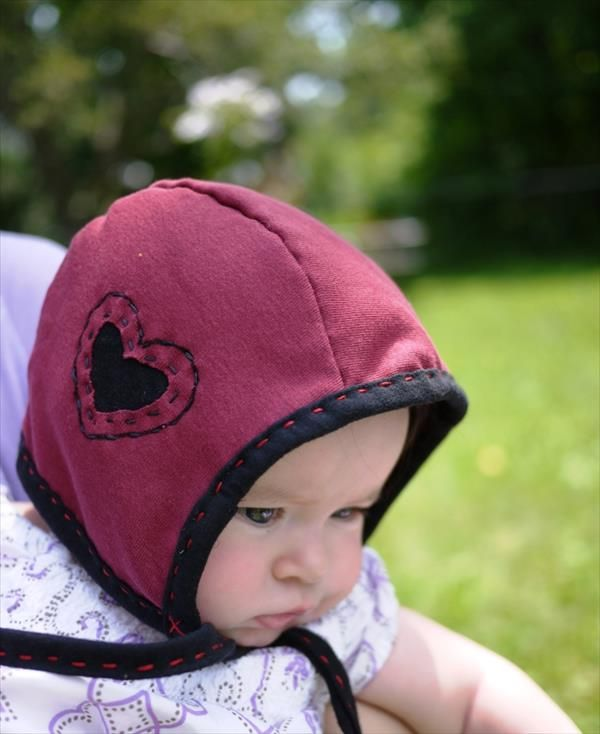 Jersey & #T-Shirt #Hat Projects for kids | DIY Recycled