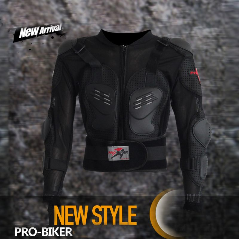 Compare Prices Pro Biker Motorcycle Full Body Armor Jacket