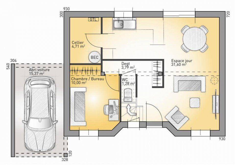 Plan Maison Neuve  Construire  Maisons France Confort City