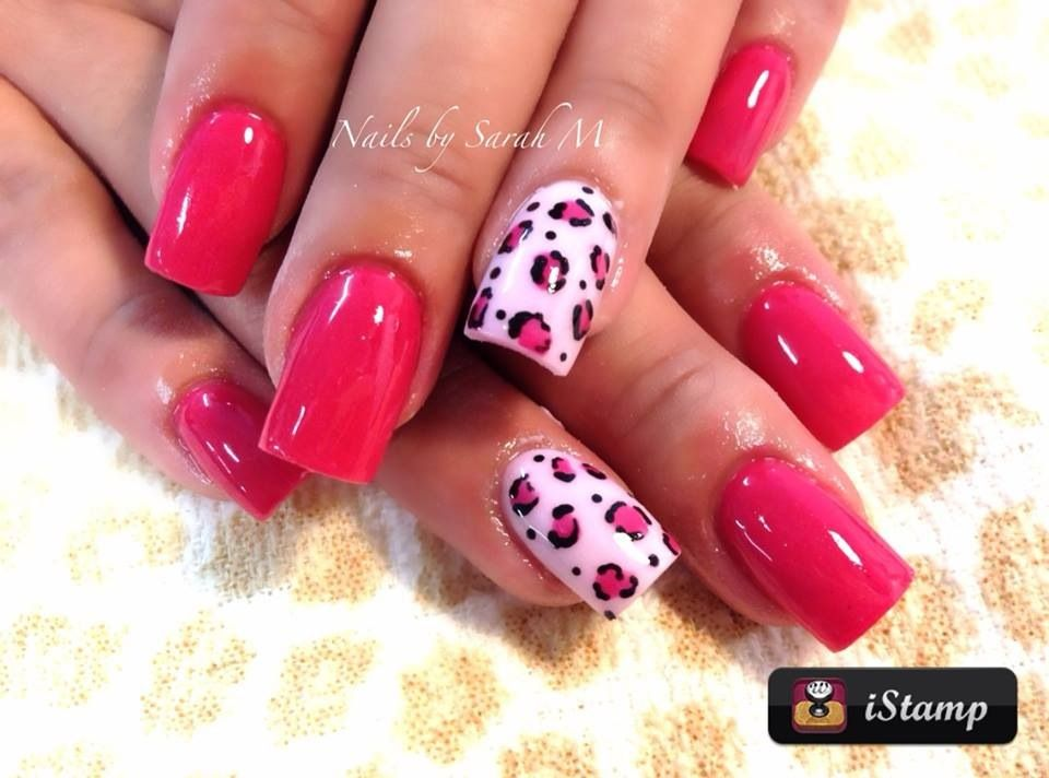 Acrylic nails- In addition, acrylic nails can trap moisture and ...