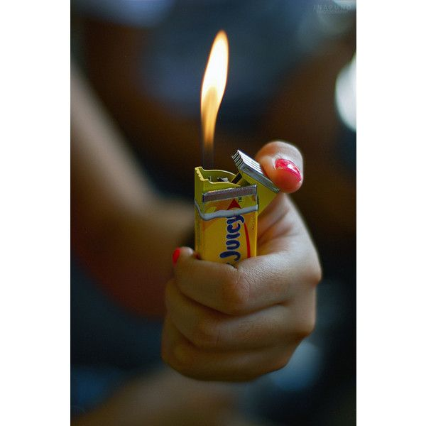 These Tings Take Time ❤ liked on Polyvore featuring lighters
