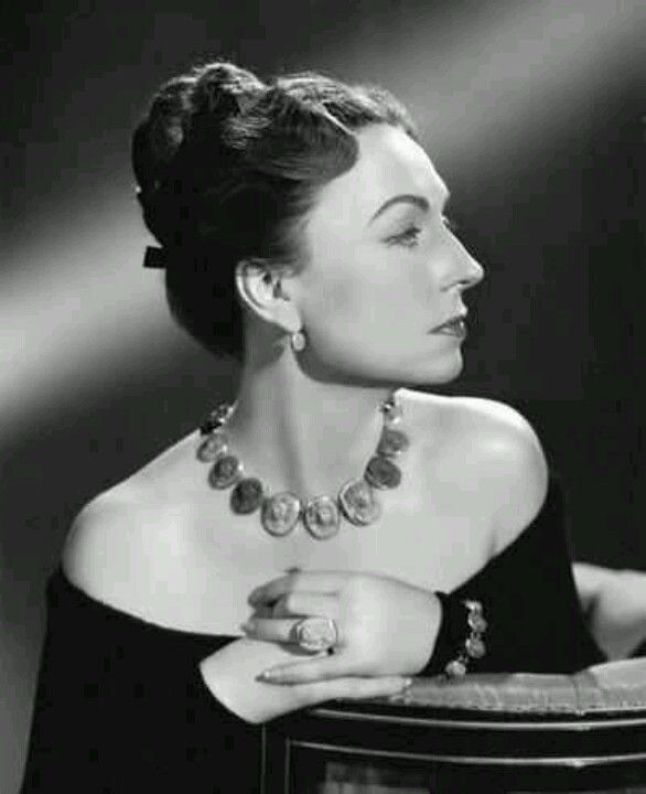 """Agnes Moorehead / Agnes Moorehead sometimes referred to as the queen of radio because she was such a fixture and played so many roles. """"Sorry Wrong Number"""" was her most famous."""