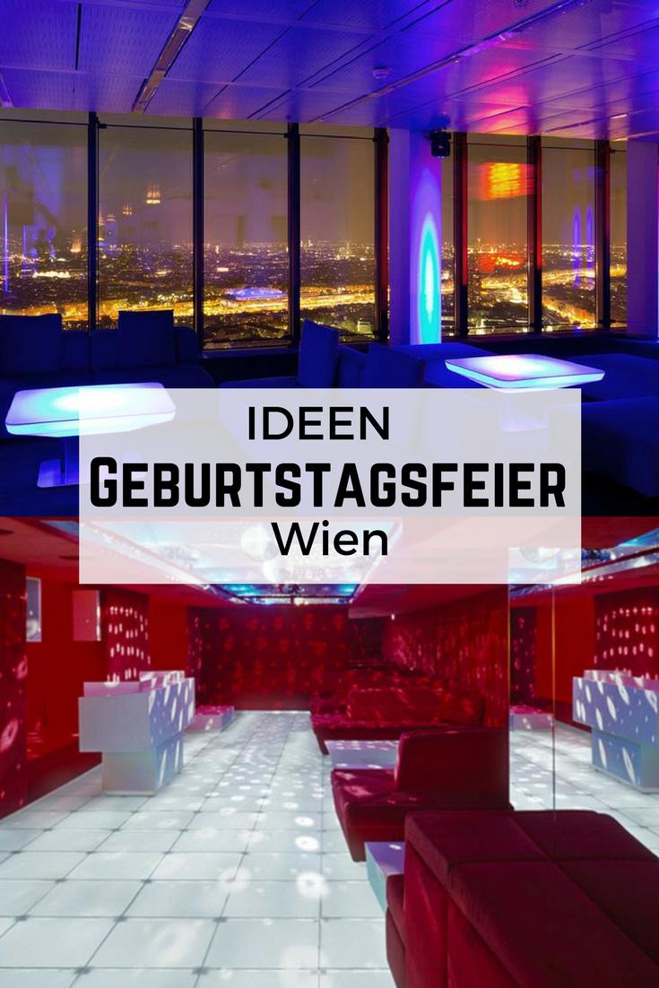 Geburtstagsfeier Locations Wien Zum Geburtstag Feiern In Wien