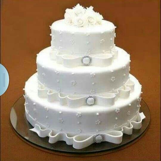 resultado de imagen para tortas de bodas sencillas - Bodas Sencillas