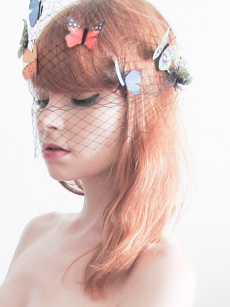 Redhead outdoor wear