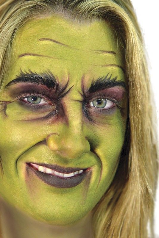 Witch Halloween Makeup Ideas | Witch makeup, Witches and Makeup