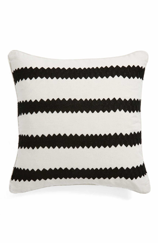 Main Image Levtex 'Taza' Stripe Pillow Stripe pillow