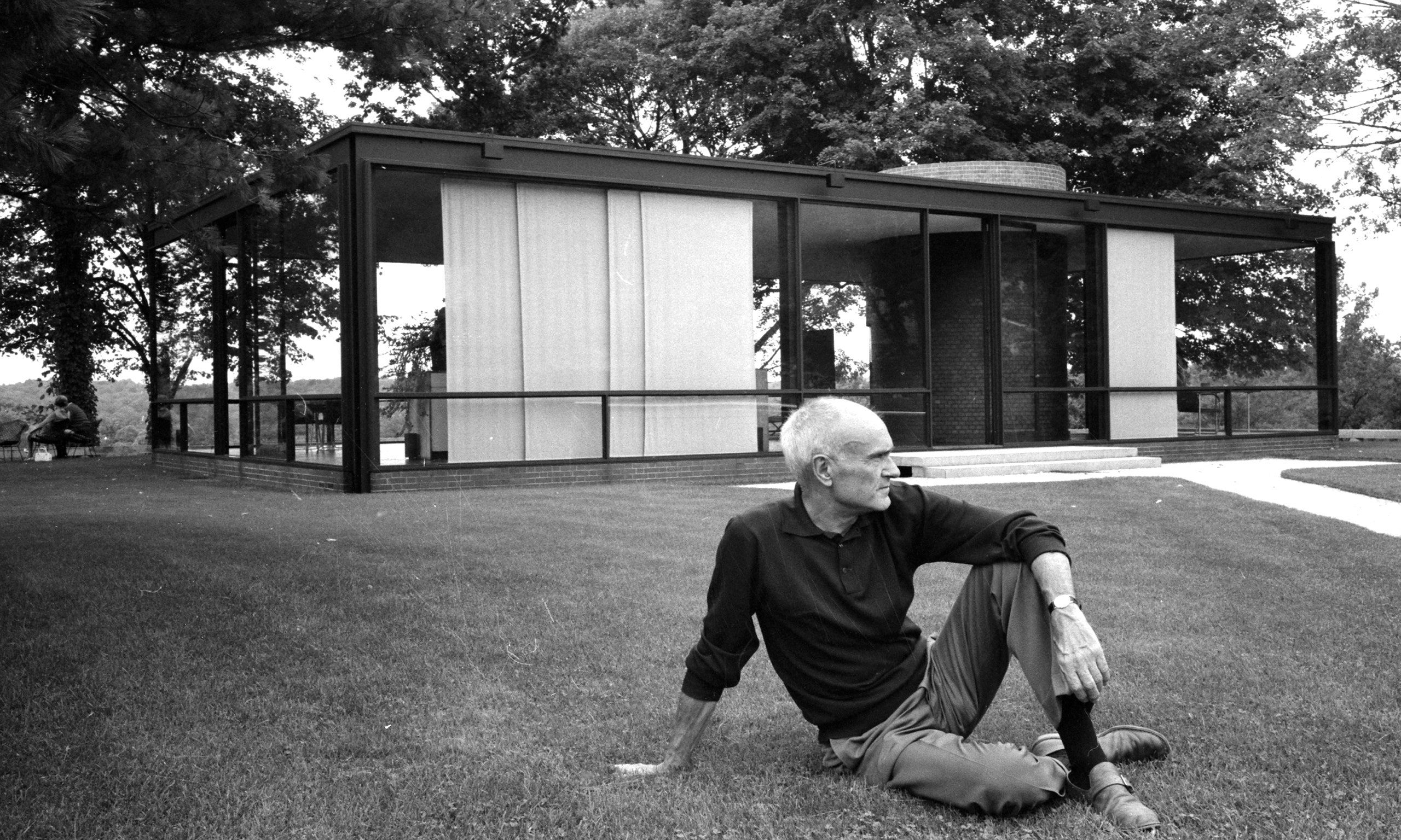 Philip Johnson, the Man Who Made Architecture Amoral