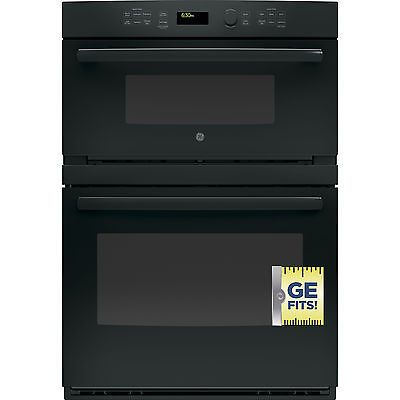 Double Electric Wall Oven With Built In Microwave