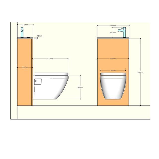 Pack Wc Lave Mains Suspendu Duo Castorama Wc Suspendu Toilette Suspendu Wc Lavant