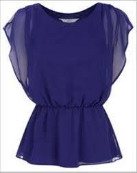 Resultado de imagen para patrones de blusas para dama