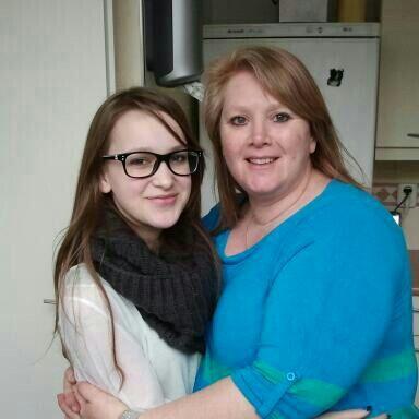 Mams en haar dochter