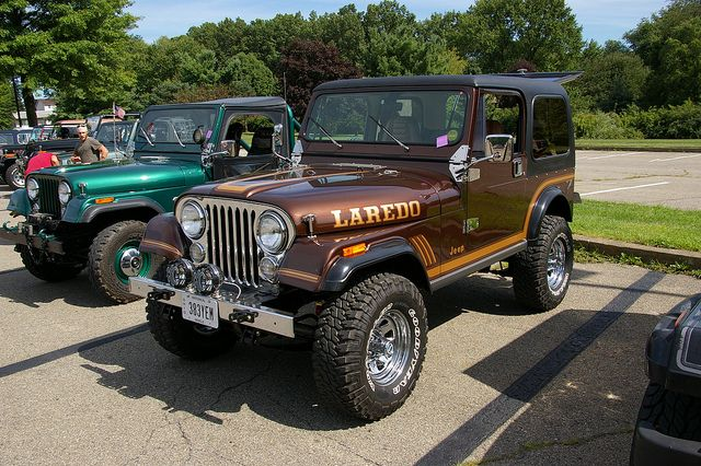Jeep Cj 7 Laredo Someday Ours Will Look Like This Again Jeep