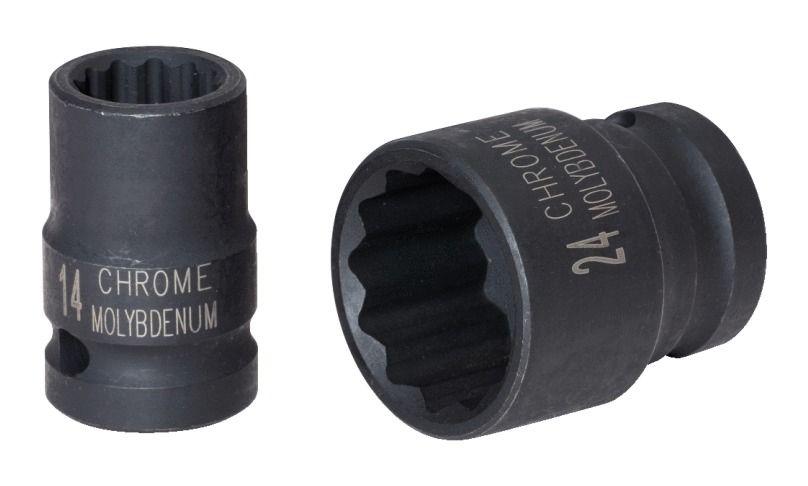 Douille à chocs courte 12 pans 1/2 10 mm KS TOOLS 515.0910 - KSTOOLS