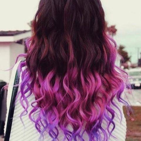 fun colorful hairstyles - Google Search   Hair   Pinterest   Hair ...