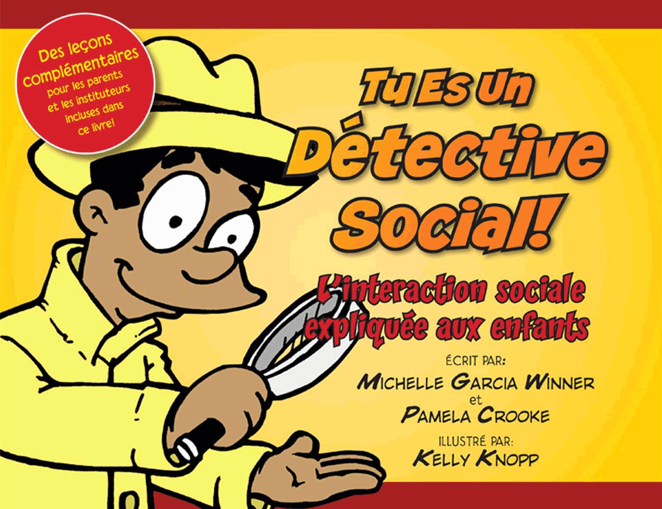 Tu Es Un Detective Social Cette Bande Dessinee Comporte
