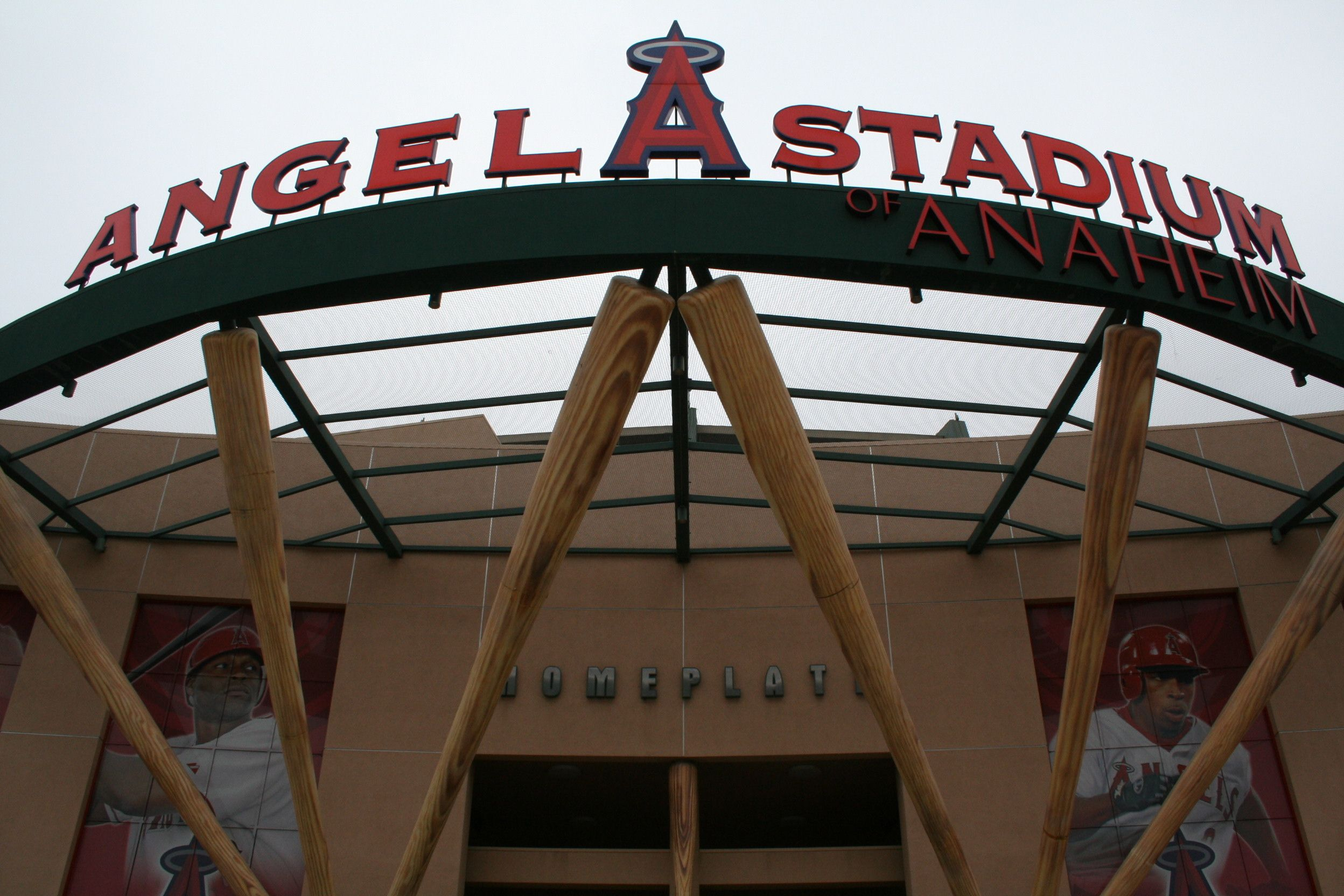 Happiest Place On Earth Angel Stadium Angel Stadium