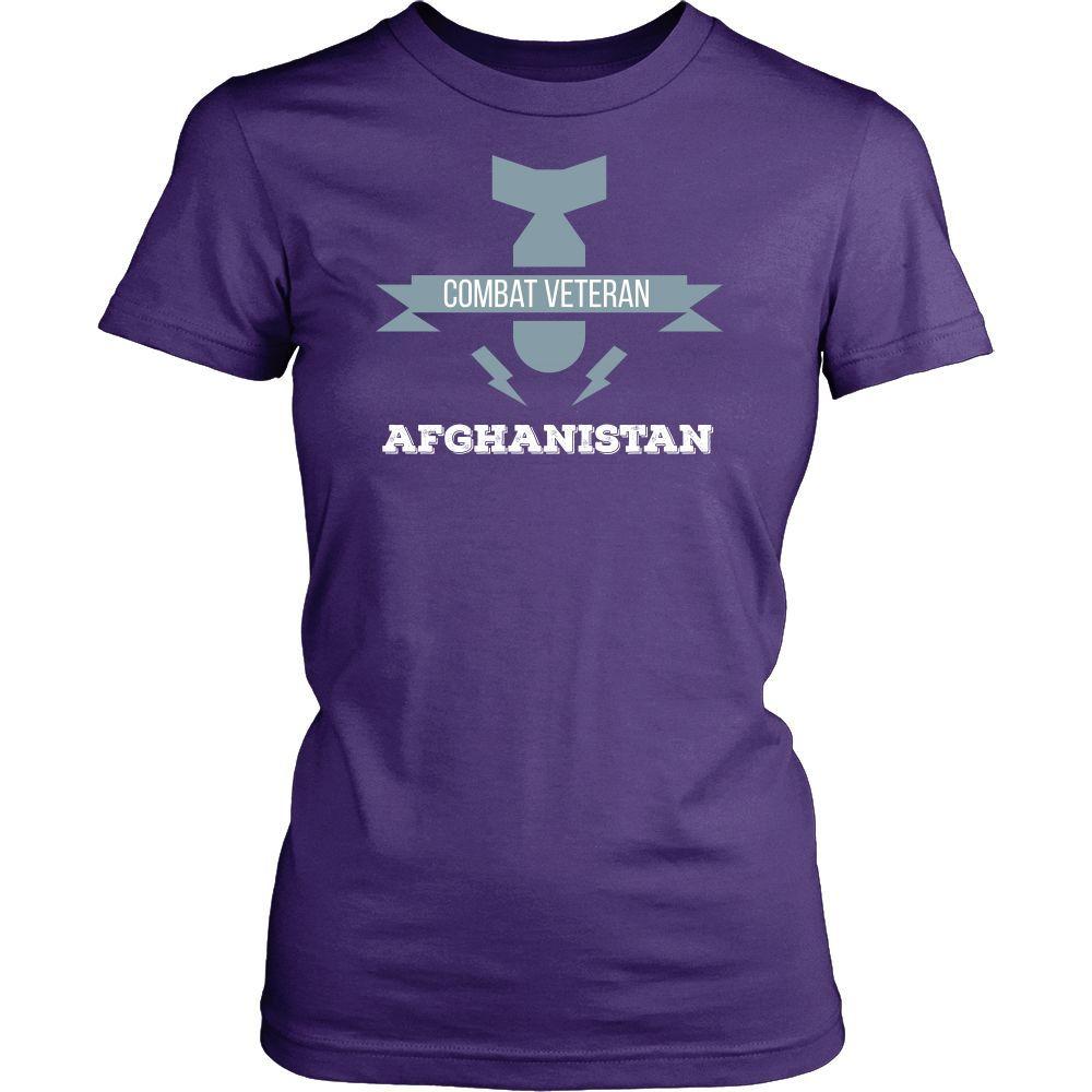 Afghanistan veteran T-shirt, hoodie and tank top. Afghanistan veteran funny gift idea.