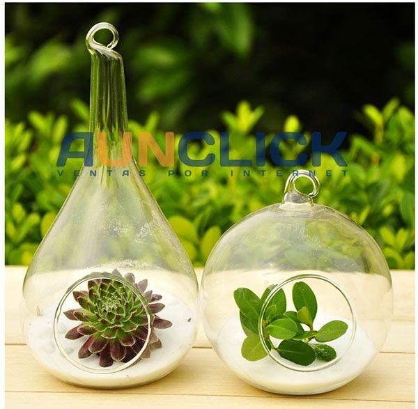floreros de vidrio soplado buscar con google