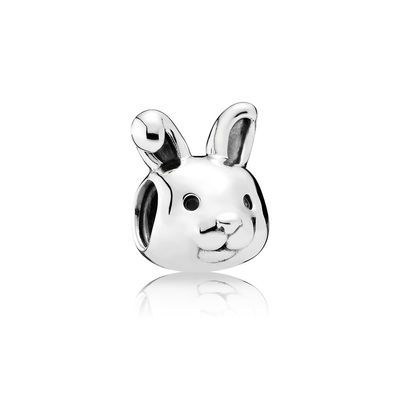 Remarkable Rabbit Rabbit charm, Pandora bracelet charms
