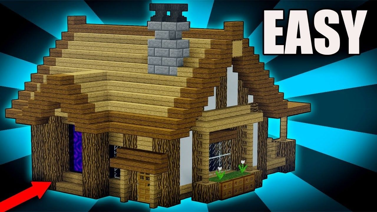 Pin by Shield Slinger on Minecraft | Cool minecraft houses ...
