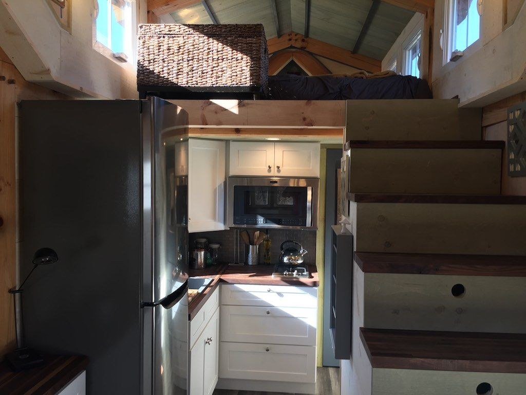 Creekside Cottage Tiny House Swoon Small Tiny House Tiny Spaces