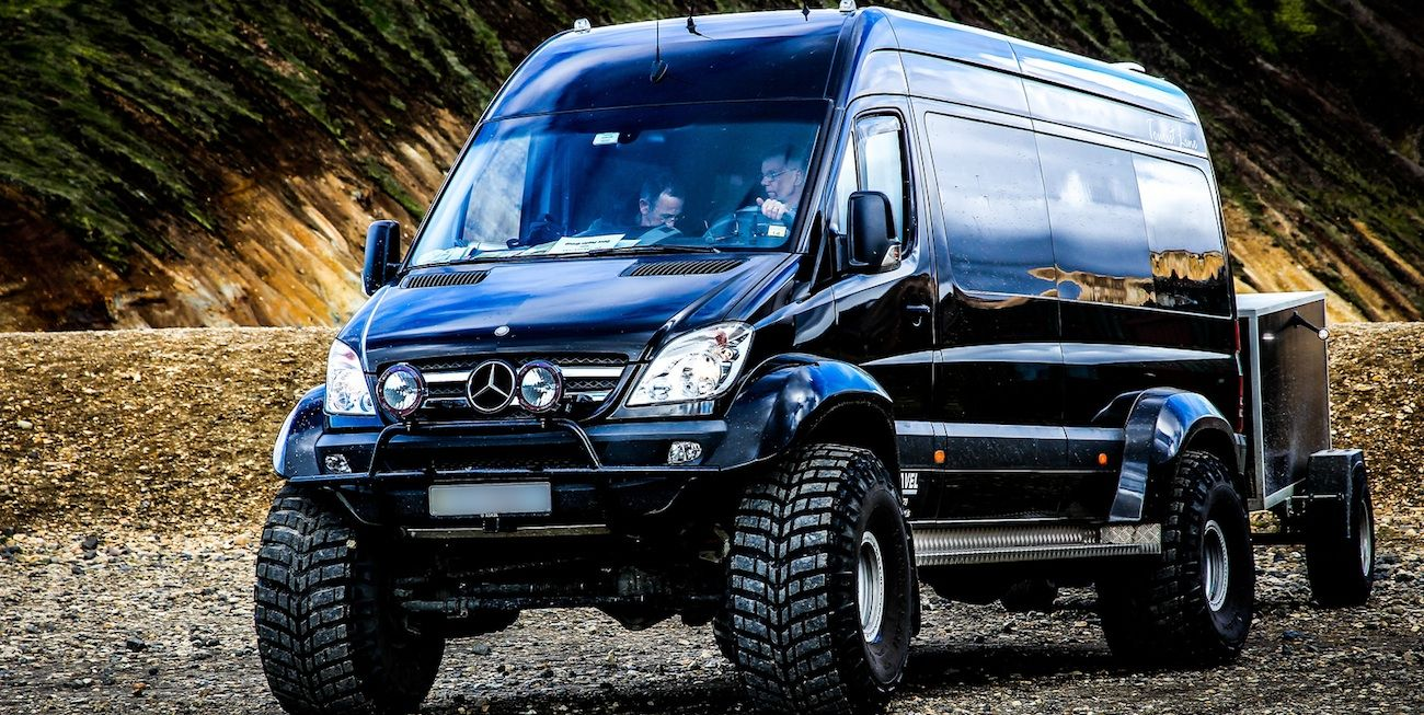lifted 4x4 mercedes sprinters getunter mercedes sprinter. Black Bedroom Furniture Sets. Home Design Ideas