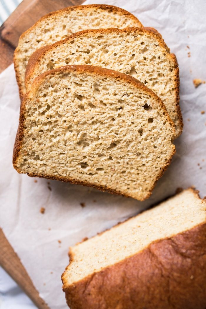Gluten Free & Keto Bread With Yeast