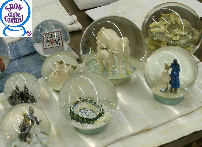 A Broken Snow Globe Can Feel Almost World Ending So Its Awesome That Snow Globe Central Offers Snow Globe Repair They Will Repl Snow Globes Globe Snowglobes