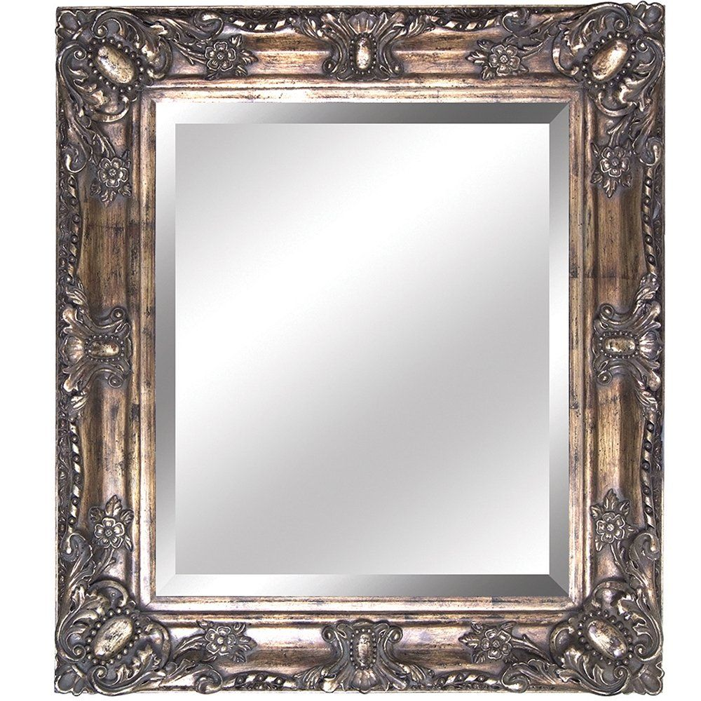 Yosemite Home Decor YMT002S Antique Gold Framed Bathroom Mirror At ATG Stores